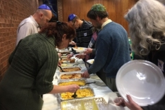 Tu B'Shevat Seder and Dinner 2018